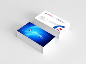 Projekt wizytówek dla firmy Auto Euro