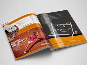 Projekt katalogu dla firmy MediSport