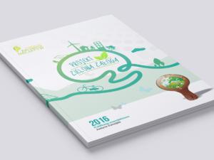 Projekt Katalogu dla Fundacji Zielonych Inicjatyw