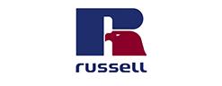 Logotyp Russell