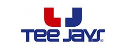 Logotyp firmy TeeJays
